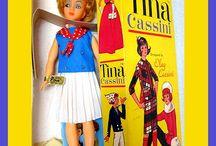 Tina Cassini doll