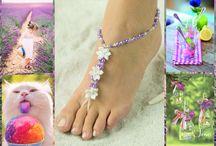 Summer in Purple