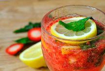 Virgin drinks - alcohol free