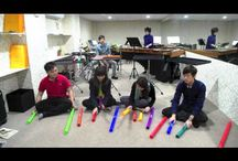 boomwhackers!