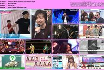 Theater, 1080i, 2017, AKB48, MusicStation, TV-MUSIC