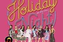 Girl's Generation (SNSD) – All Night Lyrics