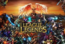 game / league of legends