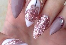 Nails (kerst)