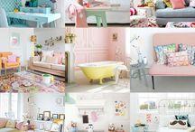 Pastel Colour Schemes