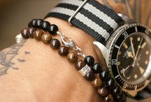 Kiegészítők (accessories) / Férfi divat kiegészítők: táskák, ékszerek, órák, cipők és mindent ami belefér!