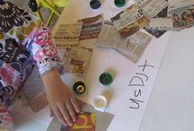Earth Day in Preschool / by Stacey Feehan