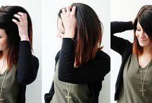 Hair styles / by Leanne Jimolka