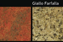 stone/tile inspiration for faux