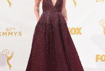 красная дорожка Emmy Awards 2015