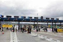 Tα νέα διόδια για τους νέους αυτοκινητόδρομους.