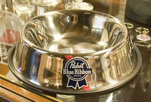 Best Place Gift Shop / Various Pabst, Schlitz and other beer brand merchandise that is available from the Gift Shop at Best Place. Note: Some items are seasonal and others may be of a limited quantity. / by Best Place at the Historic Pabst Brewery