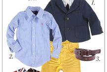 How I dress my kids / by Caitlin Kelley Lightfoot