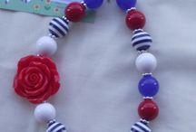 Baldilocks Gumball Necklaces