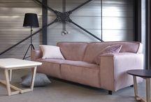 Uit onze folder! / Sfeerbeelden en artikelen uit onze ZIT SENSATIE folder. Top kwaliteit meubelen met een zit comfort waar je u tegen zegt!
