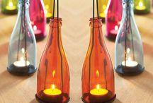 Lanterne fai da te / Romantiche, riciclose, calde, spiritose...