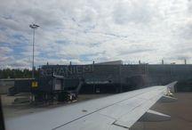 Rovaniemi, lotnisko i Santa Park oraz Santa Claus.