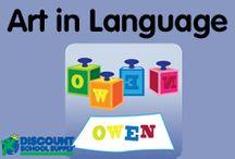 ART in LANGUAGE
