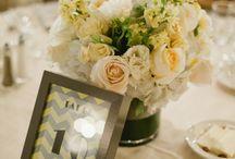 Matrimonio - allestimento tavoli