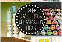 Craft Room / by Anna Dudding Rath