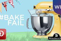 #BakeFail / Baking Fails