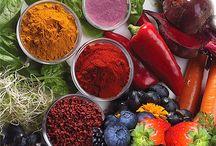 Natural Food Colorings and Old World Grain Ingredients / Natural Food Colorings