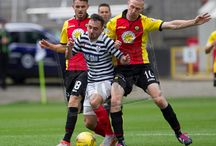 Partick Thistle 30 July 16 / Pictures from the Betfred Cup Group E game between Partick Thistle and Queen's Park. Match played at Firhill Stadium on Saturday 30th July 2016. Partick Thistle won the game 2-0.