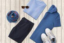 """Italian Style - Gran Sasso / Casual kombiniert, aber immer mit Grandezza: Der Trend """"Italian Style"""" huldigt das unvergleichliche Modegespür der Italiener mit Outfitideen für die Freizeit! Nachstylen ist beim italienisch inspirierten Look ganz einfach - auf hochwertige Shirts und Strick von GRAN SASSO setzen, mehrere Blautöne mixen und als unverzichtbare Accessoires natürlich Sonnenbrille, Sommerschal und weiße Sneakers. ► http://bit.ly/KONEN-Italian-Style-Men-16-P"""