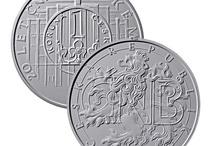 Numizmatika / Výber krásnych mincí