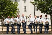 Grooms at Warwick House