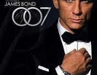 Bond, James Bond 007 / by Lindy Chester