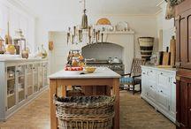 her dream kitchen