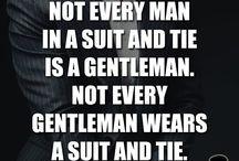 Gentleman's @ttitude