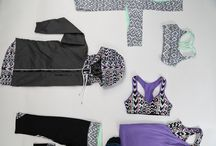 Activewear   Blue Tomato / Thankyou health trend! No more simple black pants anymore, leggings have patterns and awesome colours. Comfy and good looking, we love it! / by Blue Tomato