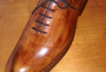 One piece - Goodyear welted, Handmade elegant shoes / Meniu shoes, handmade, leather