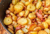 cuisine salade de pomme de terre