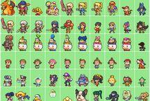 Pixel Art - 64x64