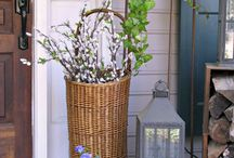 Welcome to our home ~ front porch ideas / Tips to make our front porch welcoming  / by Creative Carmella