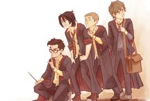 The marauders ♥