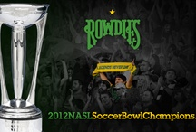 We're Rowdies Fans