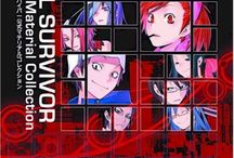 You heard of the game and now you can own the artbook.  Devil Survivor is the best Shin Megami Tensei ever!