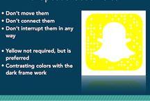 Snapchat Marketing / Pro Tips for Marketing on Snapchat