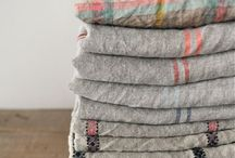 Linen / by Red Pepper Quilts