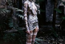Haute Couture / by Nidia .