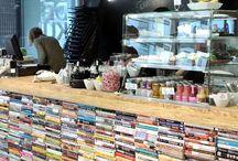 Cafeteria de libros
