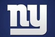 New York Giants / by Osborne Taylor