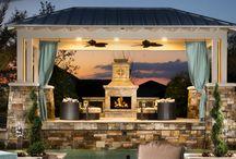 Backyard Oasis / Gorgeous back yard inspiration!