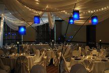 Sheraton Woodbury / Event Decor at Sheraton Woodbury! We Love our Venues!