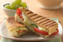 Tosti Club Sandwichs / Club Sandwichs