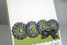 Stampin Up! Flowers